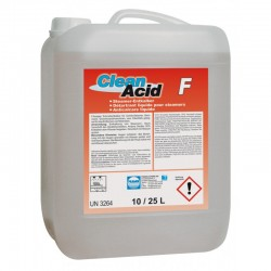 CLEAN ACID F  STEAMER...