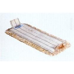 Baumwollmop 50cm mit Taschen